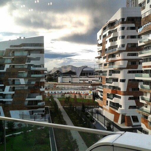 Residenze Hadid - CityLife