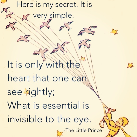 Quotes From The Little Prince 35 Best Little Prince Quotes Images On Pinterest  The Petit Prince .
