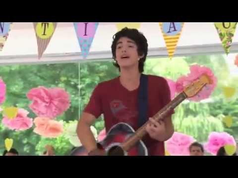 """Violetta 2 : Marco chante """"Diche que si"""" épisode 33 - YouTube"""