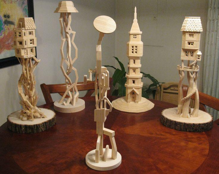 1000 Images About Toothpick Art On Pinterest Folk Art