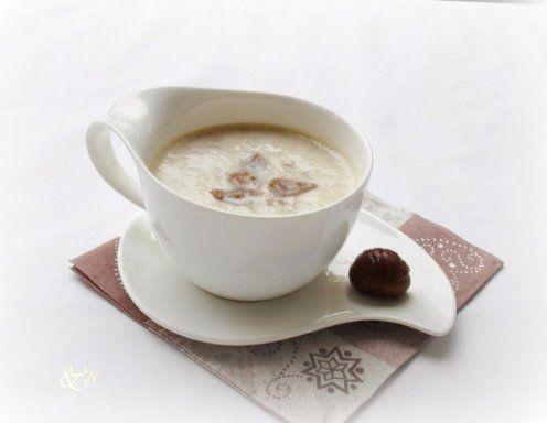 Maronicremesuppe - Rezept - ichkoche.at