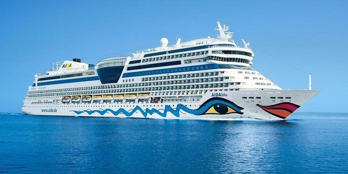 AIDA: 12 Tage Kanaren, Madeira & Lissabon mit Flug