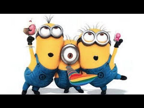 Despicable Me 2_ The Minions Full Movie - YouTube