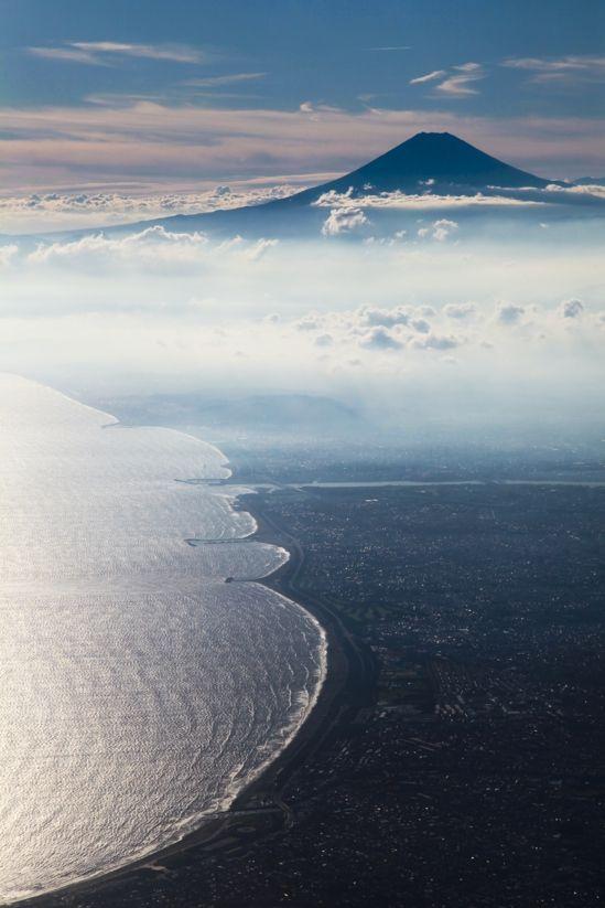 Mt. Fuji, Japan, Photo by Jyun Hiramoto.
