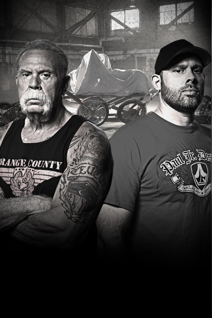 American Chopper videos follow Paul Sr. and Paul Jr., who manufacture custom chopper-style motorcycles. Watch American Chopper on Discovery!