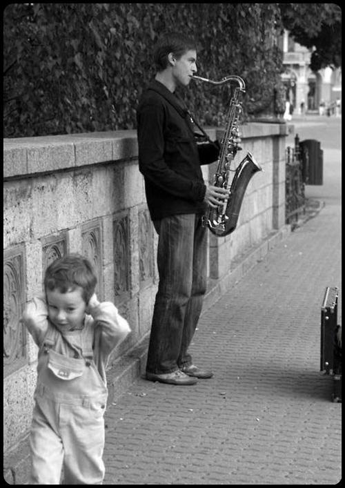 de muziek criticus ...