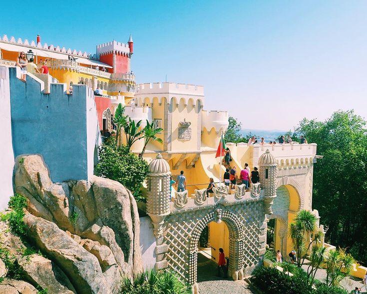 Cosa vedere a Sintra: città gioiello vicino Lisbona, Portogallo