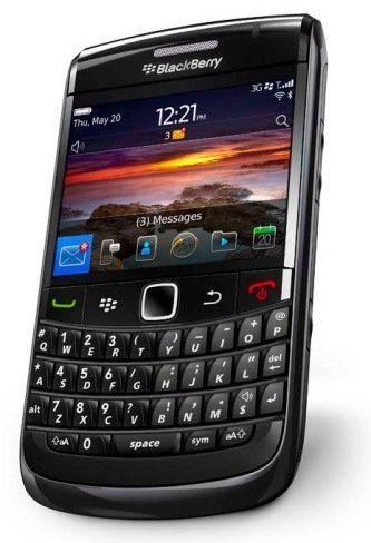 Julio 2012. Blackberry Bold 9780, casi lo mismo que la Bold 9700 con más cámara y el doble de RAM.