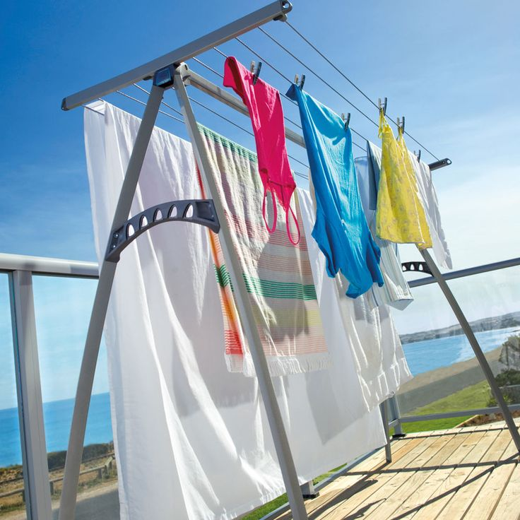 New Clothesline Airer Hills 170 Portable Indoor Clothes line Dryer Folding Rack   | eBay