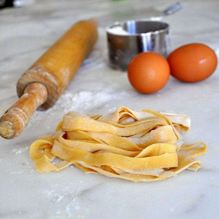 how to make handmade pasta
