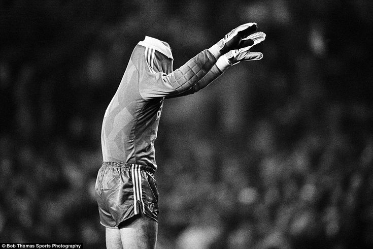 A Liverpool legengary goalkeeper Bruce Grobbelaar - one of the coolest players in Premier League