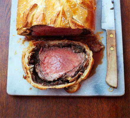 Beef Wellington recipe l  BBC Good Food l Genuinely Elegant make ahead version