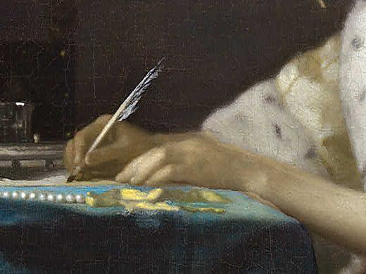 A Portrait of Vermeer As One of the Boys