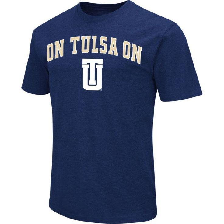 Colosseum Athletics Men's UAB Blazers Blue Team Slogan T-Shirt, Size: Large