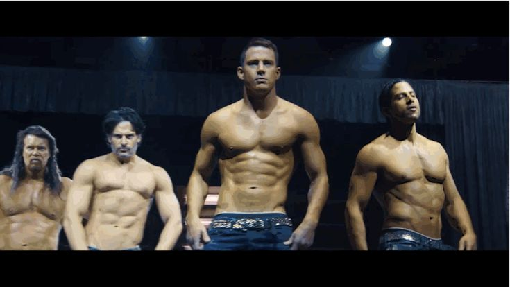 "HAPPY WEDNESDAY. | Every GIF From ""Magic Mike XXL"" That You Need In Your Life"