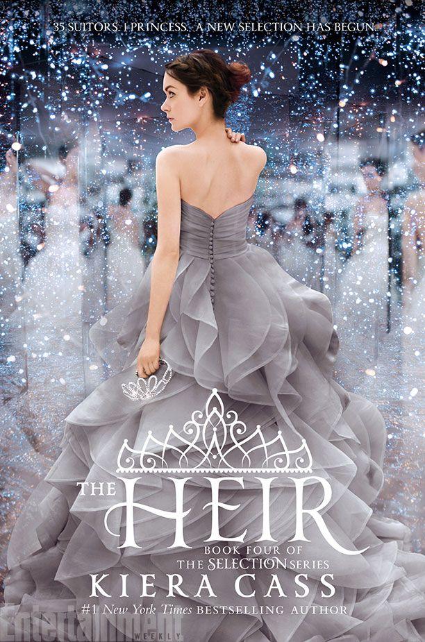 See the cover for 'The Heir,' Kiera Cass' new Selection novel | Shelf Life | EW.com