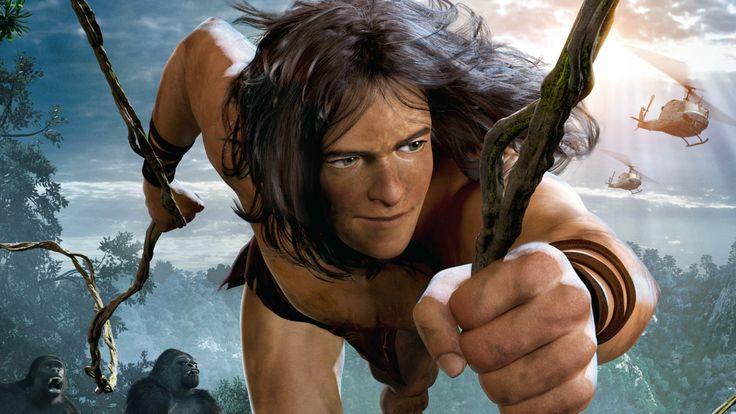 Tarzan 3D Movie 2013