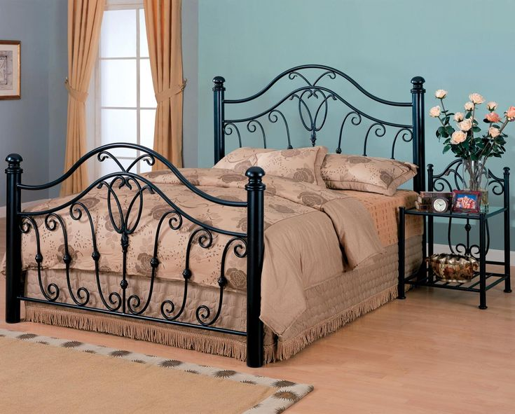 Best 25 Wrought Iron Headboard Ideas On Pinterest Wrought Iron Beds Vintage Bed Frame And