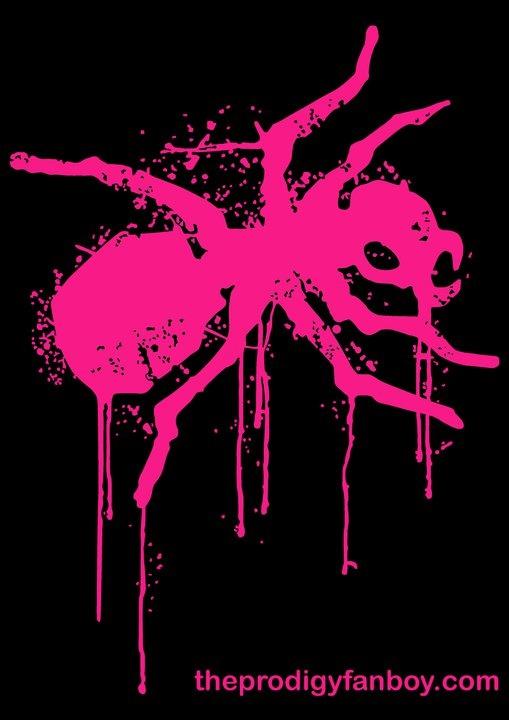 Fanboy dripping ant logo.
