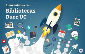 ¡Bienvenidos a las Bibliotecas Duoc UC!