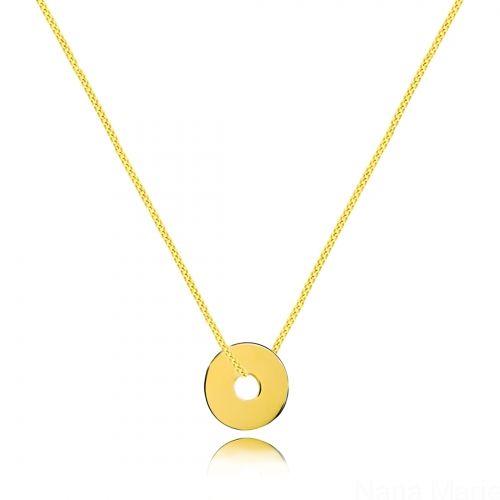 Kolekcja Zima 2015 - Karma - Gold #nanamarie #nanamarie_com #naszyjnik #necklace #winter #fashion #collection #jewelry #jewellery #accessories #2015 #bijou #inspiration #karma