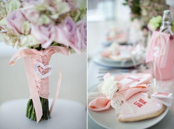 Inspirações para fazer seu próprio porta guardanapo de casamento | http://www.blogdocasamento.com.br
