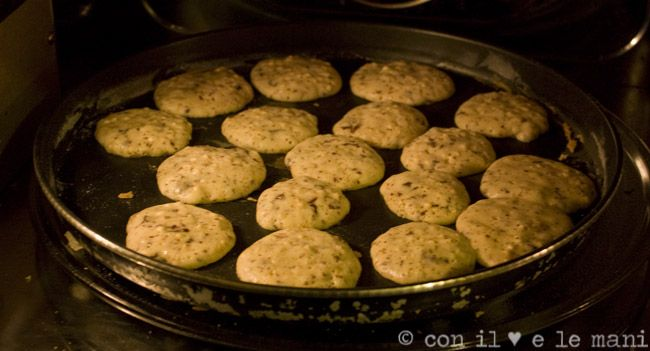 con il cuore e le mani: Biscotti in forno a microonde