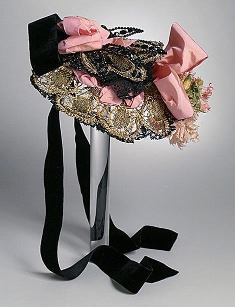 1880 Bonnet, France, LACMA