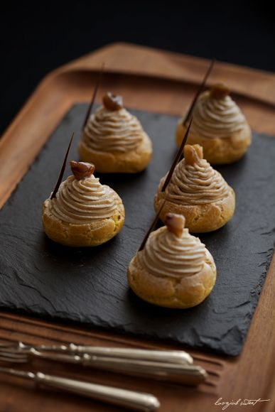 Deliciosas BOMBAS DE MUS DE CHOCOLATE