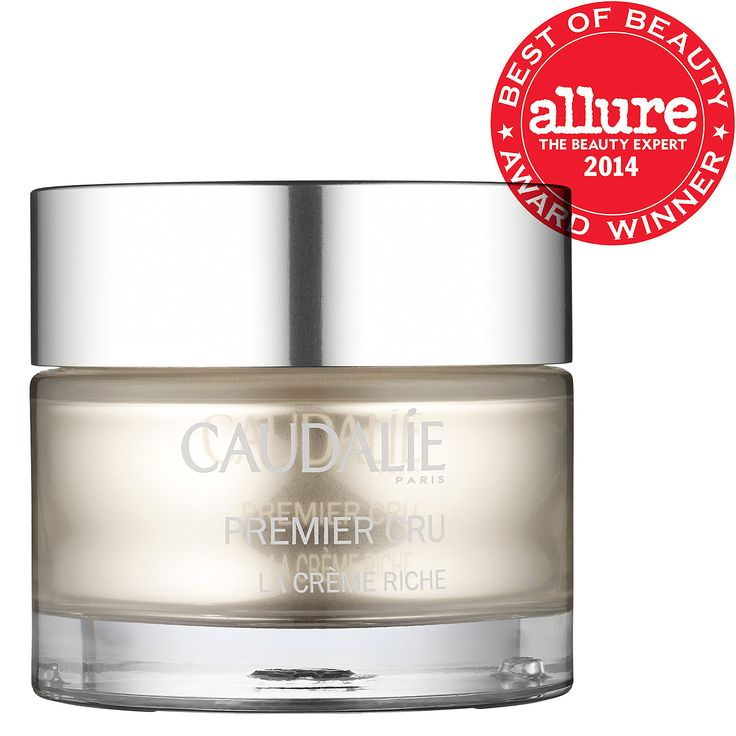 Allure Best of Beauty 2014 winner: Caudalie – Premier Cru La Creme Riche #Sephora #skincare #moisturizer