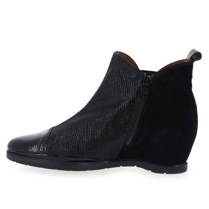 Chaussure Hispanitas HI63793 ADDA Noir 5127201 pour Femme   JEF Chaussures