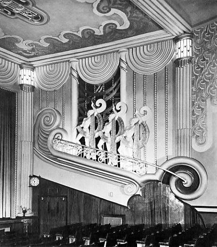 17 best images about drowsy chaperone set design on for Interior design challenge art deco