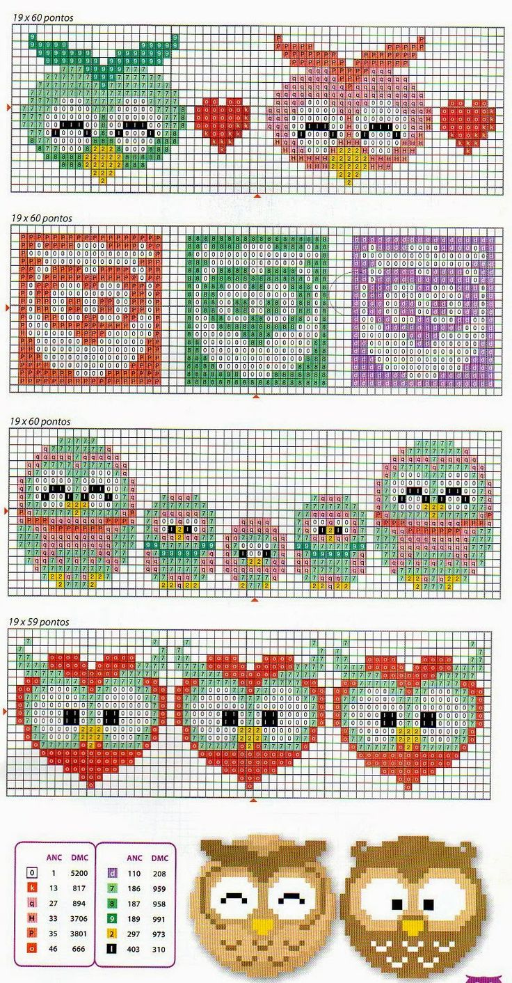 owl/chouette/hibou