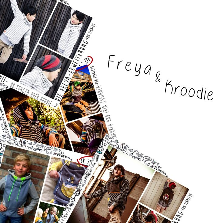 Freya Kroodie Set
