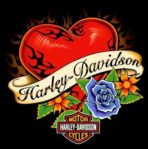 Harley Davidson Tattoo.   Repinned by An Angel's Touch, LLC, d/b/a WCF Commercial Green Cleaning Co., Denver's Property Cleaning Specialists. http://angelsgreencleaning.net