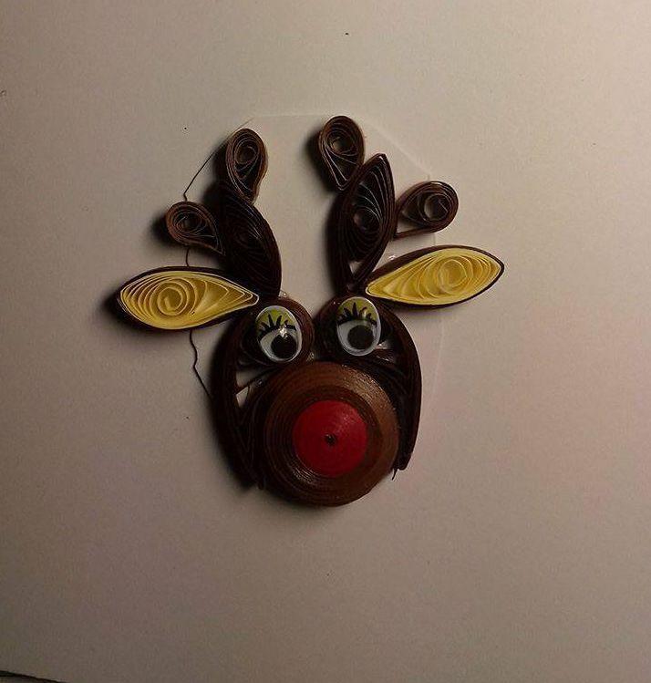hűtőmágnes karácsonyra
