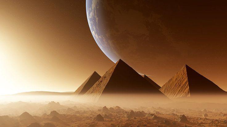 The Great Pyramids of Kaiser 2 by nethskie.deviantart.com on @DeviantArt