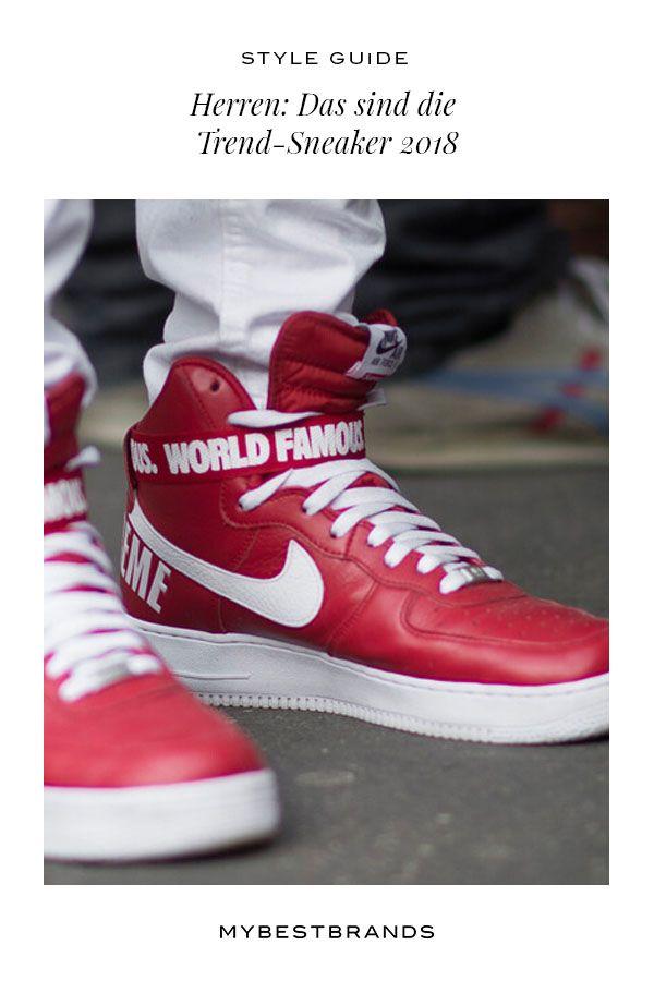 Das sind die Trend Sneaker 2020 für Herren | Sneakers nike