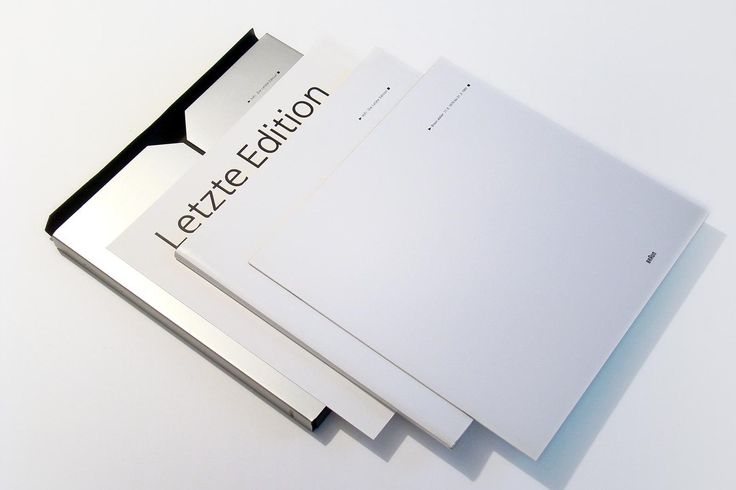 BRAUN LAST EDITION (off-set litho print portfolio)  - Dieter Rams - 1990 - RARE | Arte e antiquariato, Modernariato, Complementi d'arredo | eBay!