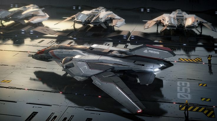 The Aegis Sabre and Military Ship Sale - Roberts Space Industries