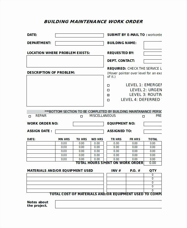 Work Request Form Template In 2020 Resume Cover Letter Template
