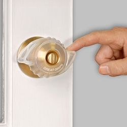 Great Grip easy doorknob opener for aging in place