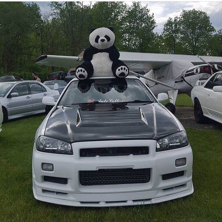目で見て楽しむ❗ 最新自動車ニュース❗ Https://. Nissan R34Nissan SkylineJdmSuper CarPandasPhotosDream  ...