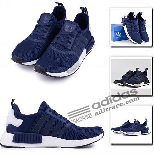 adidas nmd r1 bleu marine