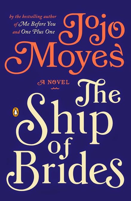 Jarrah Jungle: Book Review and Preview: The Ship Of Brides By Jo Jo Moyes this is a fantastic novel based on true events in Australia when Australian brides were shipped to the UK to be with their servicemen after the World War 11. Top marks 5 out of 5 stars.