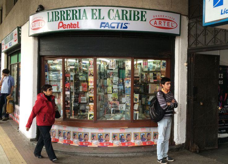 Librería El Caribe de Concepción