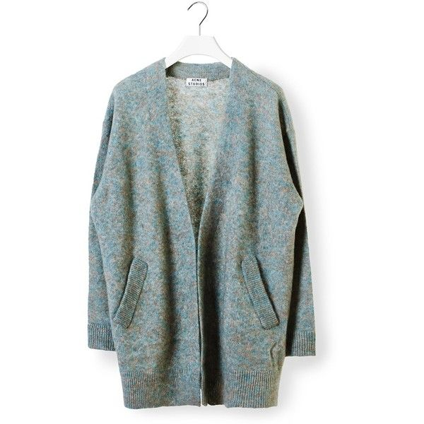 ACNE Raya Mohair Jacket found on Polyvore