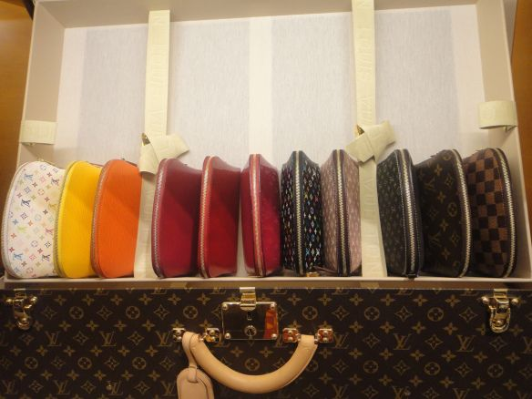 Wonderfull Louis Vuitton Cosmetic Bags