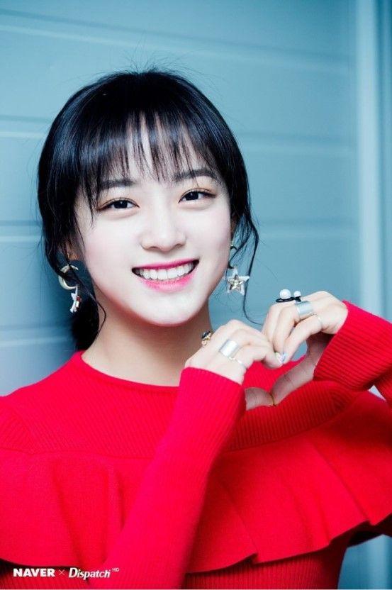 IOI - Kim SeJeong 김세정 (JELLYFISH Ent) #갓세정