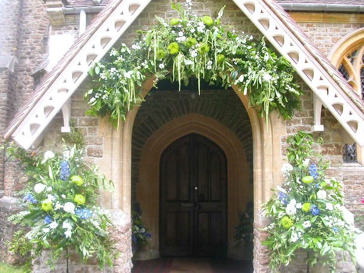 22 best a welcoming entrance church wedding decorations images on image detail for best wedding decoration ideas junglespirit Image collections